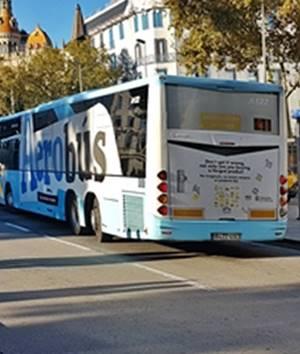 바르셀로나 공항버스 예약