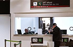 마드리드 공항 택스리펀 받는 방법