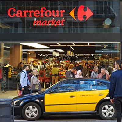 바르셀로나 까르푸 쇼핑정보