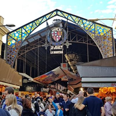 바르셀로나 보케리야 시장